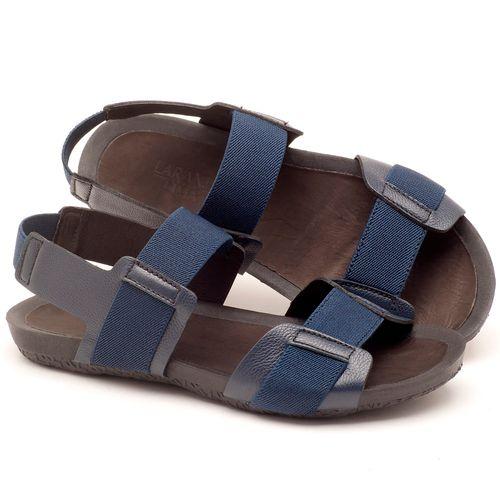 Laranja_Lima_Shoes_Sapatos_Femininos_Sandalia_Rasteira_Flat_em_Couro_Marinho_-_Codigo_-_56138_1