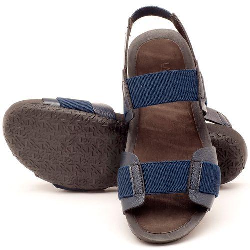 Laranja_Lima_Shoes_Sapatos_Femininos_Sandalia_Rasteira_Flat_em_Couro_Marinho_-_Codigo_-_56138_2