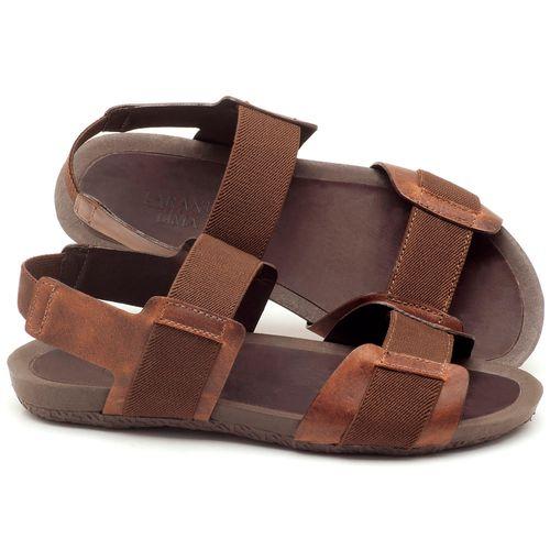 Laranja_Lima_Shoes_Sapatos_Femininos_Sandalia_Rasteira_Flat_em_Couro_Caramelo_-_Codigo_-_56138_1