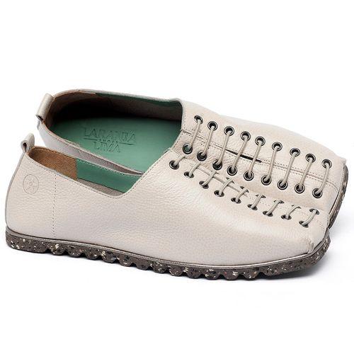 Laranja_Lima_Shoes_Sapatos_Femininos_Sapatilha_Bico_Quadrado_em_Couro_Off-White_-_Codigo_-_145051_1