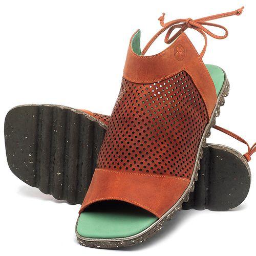 Laranja_Lima_Shoes_Sapatos_Femininos_Sandalia_Rasteira_Flat_em_Couro_Laranja_-_Codigo_-_145052_2