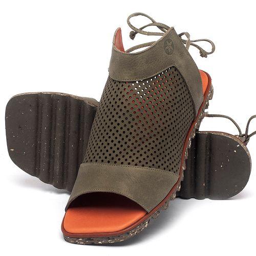 Laranja_Lima_Shoes_Sapatos_Femininos_Sandalia_Rasteira_Flat_em_Couro_Verde_-_Codigo_-_145052_2