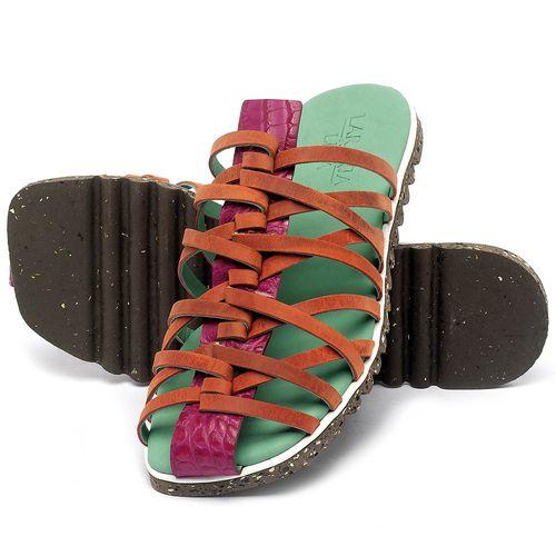 Laranja_Lima_Shoes_Sapatos_Femininos_Sandalia_Rasteira_Flat_em_Couro_Colorido_-_Codigo_-_145053_2