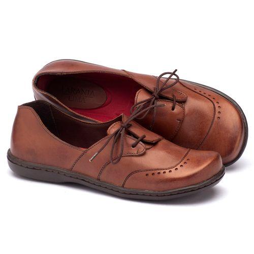 Laranja_Lima_Shoes_Sapatos_Femininos_Oxford_Laranja_Lima_Shoes_em_Couro_Caramelo_-_Codigo_-_56084_1