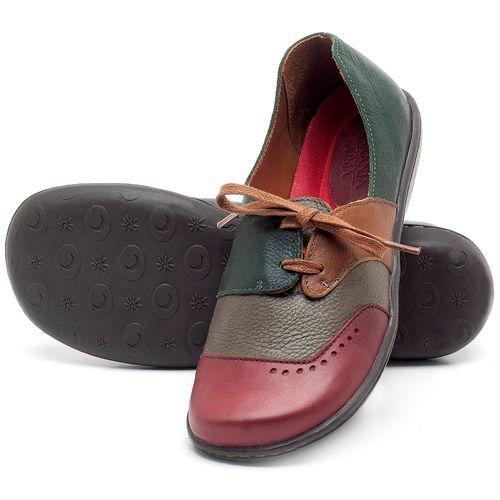 Laranja_Lima_Shoes_Sapatos_Femininos_Oxford_Laranja_Lima_Shoes_em_Couro_Multicolor_-_Codigo_-_56084_2