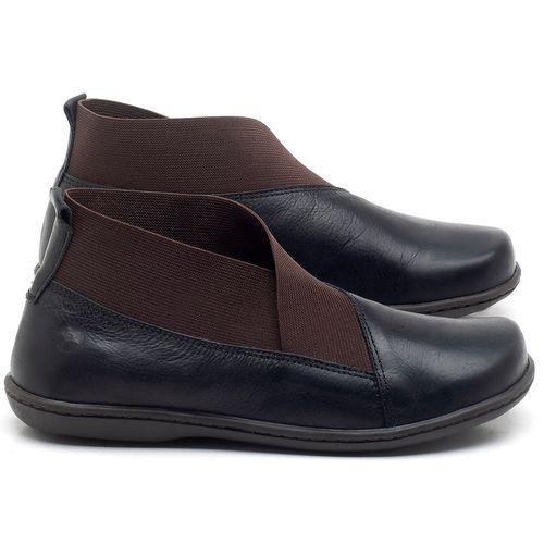 Laranja_Lima_Shoes_Sapatos_Femininos_Flat_Boot_em_Couro_Preto_-_Codigo_-_56086_1