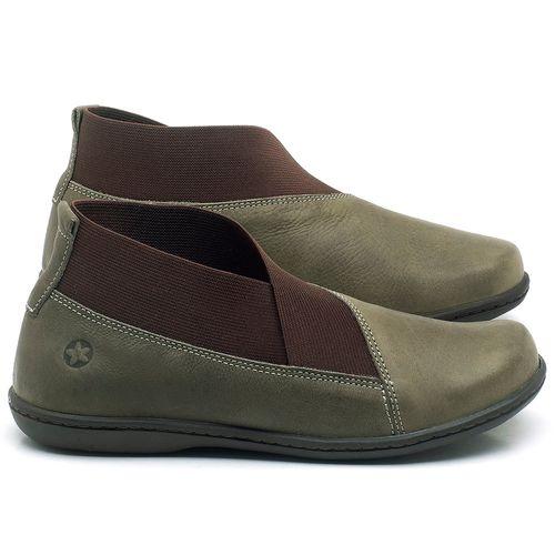 Laranja_Lima_Shoes_Sapatos_Femininos_Flat_Boot_em_Couro_Verde_-_Codigo_-_56086_1
