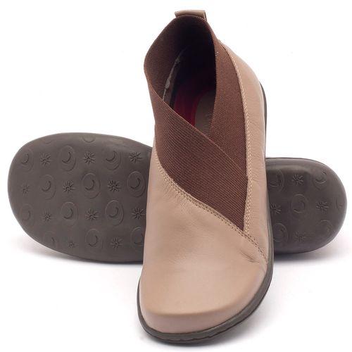 Laranja_Lima_Shoes_Sapatos_Femininos_Flat_Boot_em_Couro_Bicolor_-_Codigo_-_56086_2