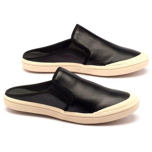 Laranja_Lima_Shoes_Sapatos_Femininos_Tenis_Cano_Baixo_em_Couro_Preto_-_Codigo_-_56111_2
