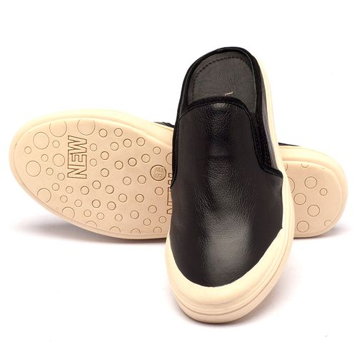 Laranja_Lima_Shoes_Sapatos_Femininos_Tenis_Cano_Baixo_em_Couro_Preto_-_Codigo_-_56111_3