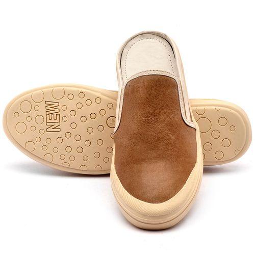 Laranja_Lima_Shoes_Sapatos_Femininos_Tenis_Cano_Baixo_em_Couro_Caramelo_-_Codigo_-_56111_2
