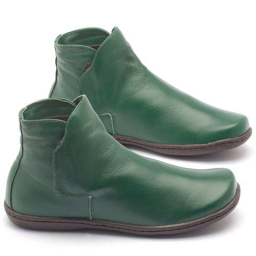 Laranja_Lima_Shoes_Sapatos_Femininos_Flat_Shoes_em_Couro_Verde_-_Codigo_-_56135_1
