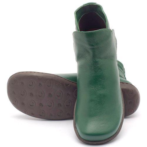 Laranja_Lima_Shoes_Sapatos_Femininos_Flat_Shoes_em_Couro_Verde_-_Codigo_-_56135_2