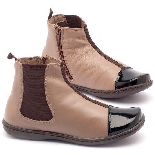 Laranja_Lima_Shoes_Sapatos_Femininos_Flat_Boot_em_Couro_Fendi_-_Codigo_-_56136_1