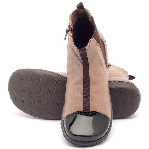 Laranja_Lima_Shoes_Sapatos_Femininos_Flat_Boot_em_Couro_Fendi_-_Codigo_-_56136_2