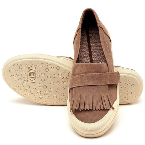 Laranja_Lima_Shoes_Sapatos_Femininos_Tenis_Cano_Baixo_em_Couro_Fendi_-_Codigo_-_56149_2