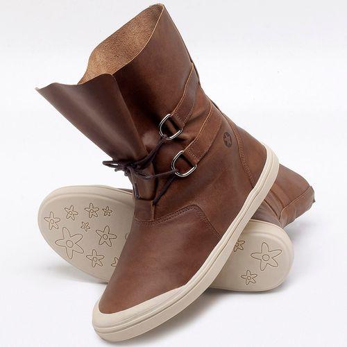 Laranja_Lima_Shoes_Sapatos_Femininos_Tenis_Cano_Alto_em_Couro_Caramelo_-_Codigo_-_56195_2