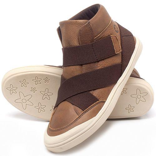 Laranja_Lima_Shoes_Sapatos_Femininos_Tenis_Cano_Alto_em_Couro_Caramelo_-_Codigo_-_56200_2
