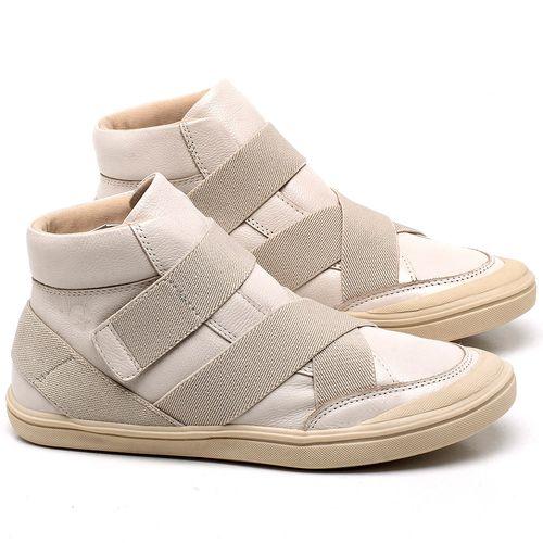 Laranja_Lima_Shoes_Sapatos_Femininos_Tenis_Cano_Alto_em_Couro_Branco_-_Codigo_-_56200_1
