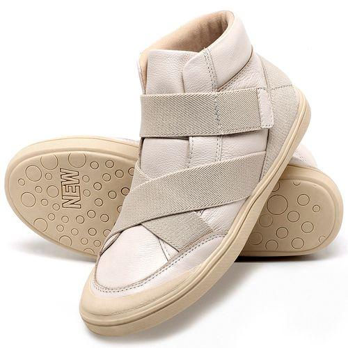 Laranja_Lima_Shoes_Sapatos_Femininos_Tenis_Cano_Alto_em_Couro_Branco_-_Codigo_-_56200_2