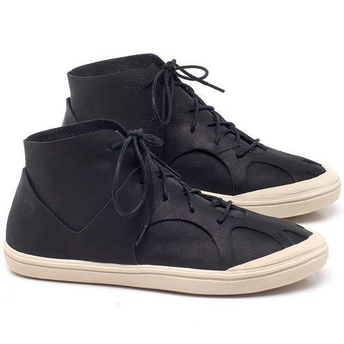 Laranja_Lima_Shoes_Sapatos_Femininos_Tenis_Cano_Alto_em_Couro_Preto_-_Codigo_-_56201_1