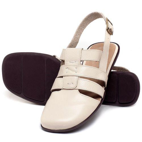 Laranja_Lima_Shoes_Sapatos_Femininos_Sapatilha_Bico_Quadrado_em_Couro_Off-White_-_Codigo_-_9478_2