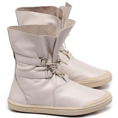 Laranja_Lima_Shoes_Sapatos_Femininos_Tenis_Cano_Alto_em_Couro_Off-White_-_Codigo_-_56195_1