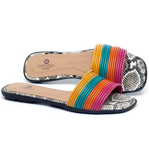 Laranja_Lima_Shoes_Sapatos_Femininos_Sandalia_Rasteira_Flat_em_Couro_Colorido_-_Codigo_-_9480_1
