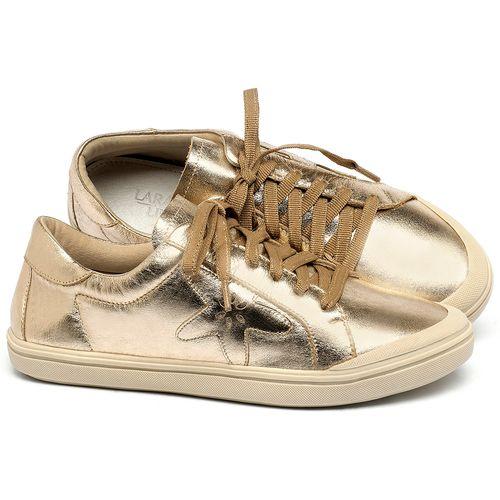 Laranja_Lima_Shoes_Sapatos_Femininos_Tenis_Cano_Baixo_em_Couro_Metalizado_-_Codigo_-_56213_1
