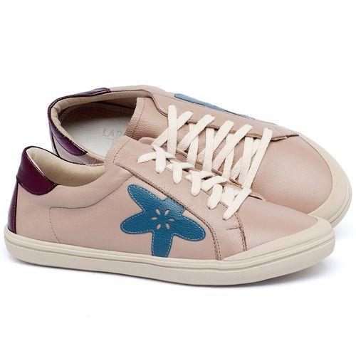 Laranja_Lima_Shoes_Sapatos_Femininos_Tenis_Cano_Baixo_em_Couro_Nude_-_Codigo_-_56213_1