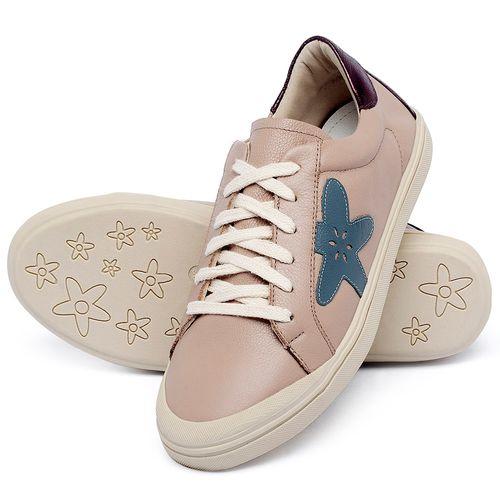 Laranja_Lima_Shoes_Sapatos_Femininos_Tenis_Cano_Baixo_em_Couro_Nude_-_Codigo_-_56213_2