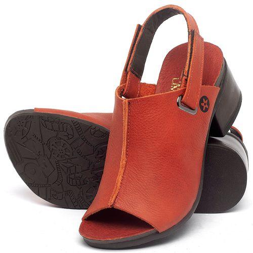 Laranja_Lima_Shoes_Sapatos_Femininos_Sandalia_Laranja_Lima_Shoes_Boho_Salto_de_5_cm_em_Couro_Vermelho_-_Codigo_-_137064_2