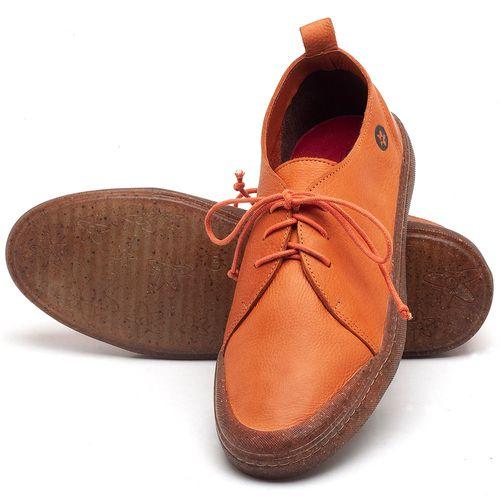 Laranja_Lima_Shoes_Sapatos_Masculinos_Tenis_Cano_Baixo_em_Couro_Laranja_-_Codigo_-_141085_2