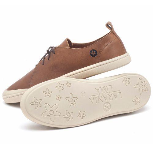 Laranja_Lima_Shoes_Sapatos_Masculinos_Tenis_Cano_Baixo_em_Couro_Caramelo_-_Codigo_-_141085_3