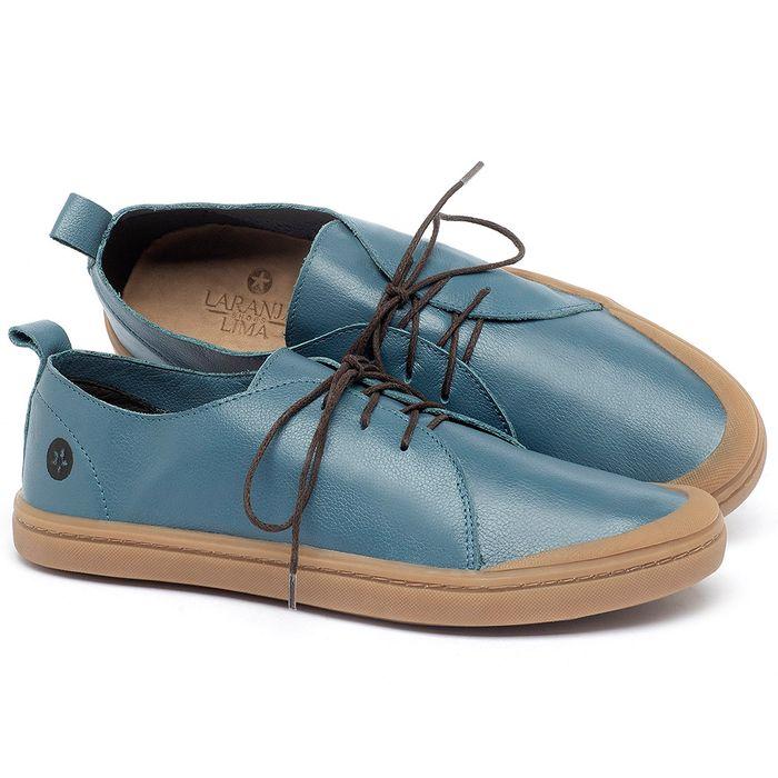 Laranja_Lima_Shoes_Sapatos_Masculinos_Tenis_Cano_Baixo_em_Couro_Azul_-_Codigo_-_141085_1