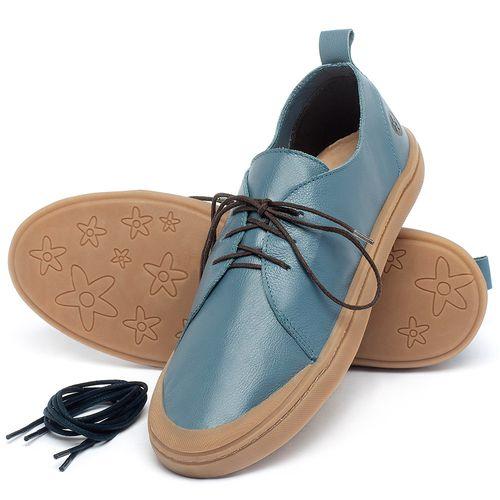 Laranja_Lima_Shoes_Sapatos_Masculinos_Tenis_Cano_Baixo_em_Couro_Azul_-_Codigo_-_141085_2