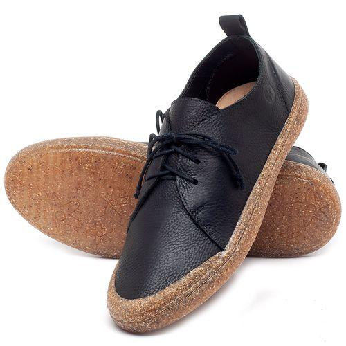 Laranja_Lima_Shoes_Sapatos_Masculinos_Tenis_Cano_Baixo_em_Couro_Preto_-_Codigo_-_141085_2