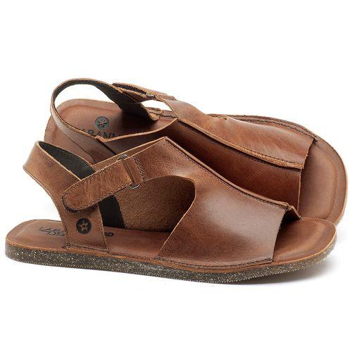 Laranja_Lima_Shoes_Sapatos_Femininos_Sandalia_Rasteira_Flat_em_Couro_Marrom_-_Codigo_-_141111_1