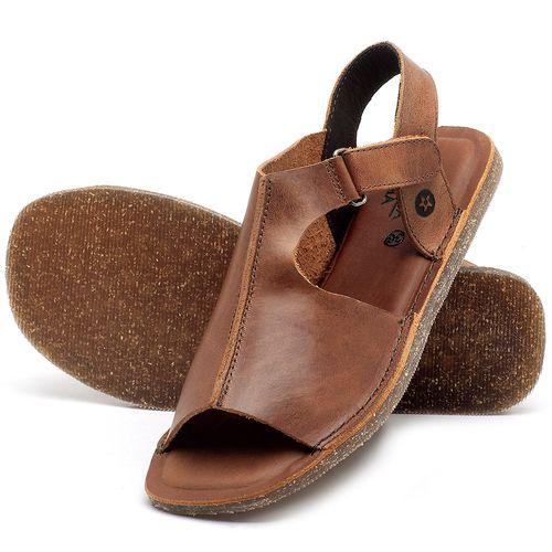 Laranja_Lima_Shoes_Sapatos_Femininos_Sandalia_Rasteira_Flat_em_Couro_Marrom_-_Codigo_-_141111_2
