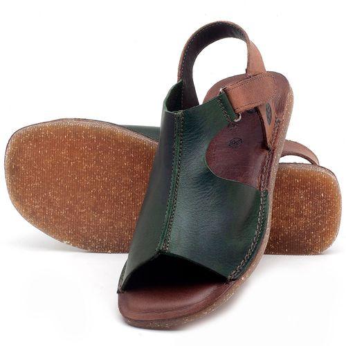 Laranja_Lima_Shoes_Sapatos_Femininos_Sandalia_Rasteira_Flat_em_Couro_Verde_-_Codigo_-_141111_2