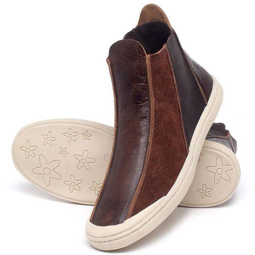 Laranja_Lima_Shoes_Sapatos_Masculinos_Tenis_Cano_Alto_em_Couro_Marrom_-_Codigo_-_141140_2
