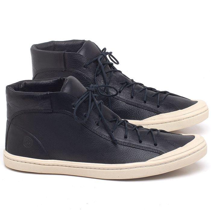 Laranja_Lima_Shoes_Sapatos_Masculinos_Tenis_Cano_Alto_em_Couro_Preto_-_Codigo_-_141141_1