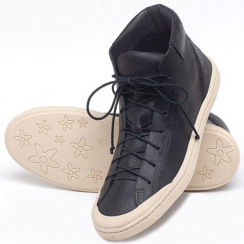 Laranja_Lima_Shoes_Sapatos_Masculinos_Tenis_Cano_Alto_em_Couro_Preto_-_Codigo_-_141141_2
