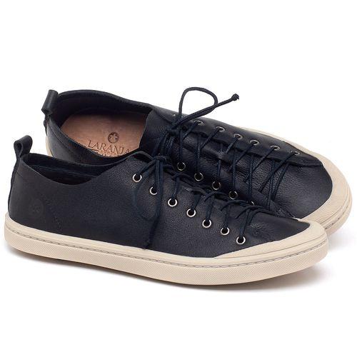 Laranja_Lima_Shoes_Sapatos_Masculinos_Tenis_Cano_Baixo_em_Couro_Preto_-_Codigo_-_141142_1