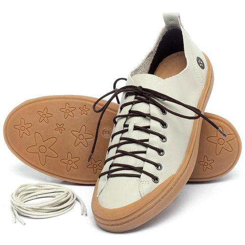 Laranja_Lima_Shoes_Sapatos_Masculinos_Tenis_Cano_Baixo_em_Couro_Off-White_-_Codigo_-_141142_2