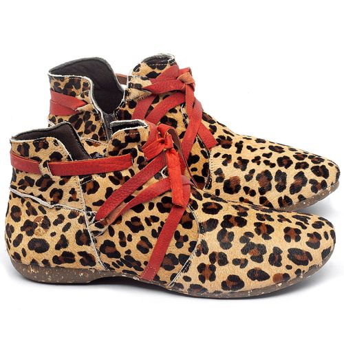 Laranja_Lima_Shoes_Sapatos_Femininos_Flat_Boot_em_Couro_Animal_Print_-_Codigo_-_148034_1