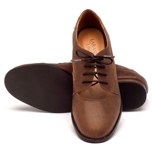 Laranja_Lima_Shoes_Sapatos_Femininos_Oxford_Laranja_Lima_Shoes_Salto_de_2_cm_em_Couro_Cafe_-_Codigo_-_9383_2
