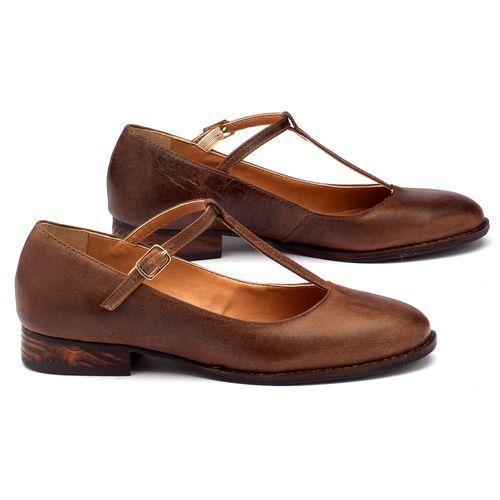 Laranja_Lima_Shoes_Sapatos_Femininos_Oxford_Laranja_Lima_Shoes_Salto_de_2_cm_em_Couro_Marrom_-_Codigo_-_9376_1