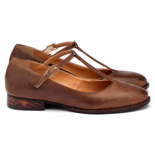Laranja_Lima_Shoes_Sapatos_Femininos_Oxford_Laranja_Lima_Shoes_Salto_de_2_cm_em_Couro_Marrom_-_Codigo_-_9376_2