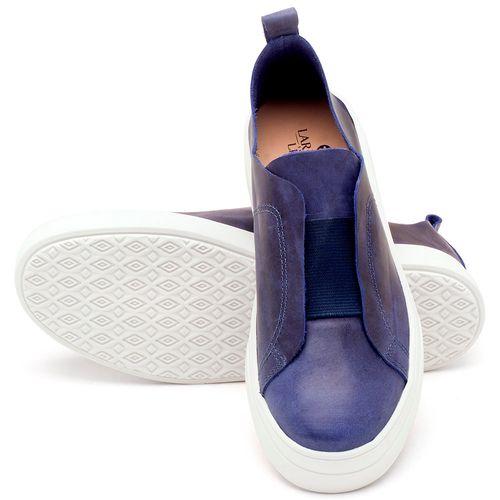 Laranja_Lima_Shoes_Sapatos_Femininos_Tenis_Cano_Baixo_em_Couro_Marinho_-_Codigo_-_9430_2